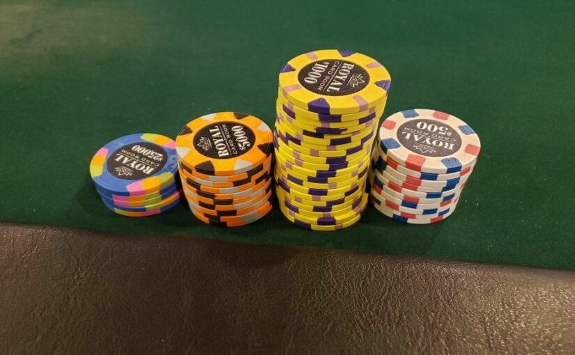 How to Make Your Own Poker Chips